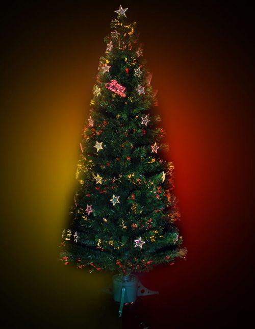 #9147 Stars & Signs F/O Tree 210cm