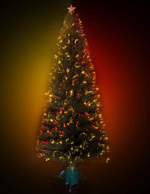 #9178 Starburst F/O Tree 210cm