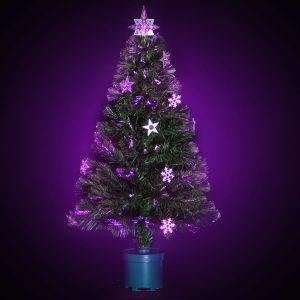 #3144 Stars n Flakes F/O Tree 90cm