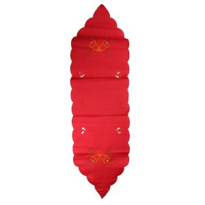 Red Table Runner 130cm