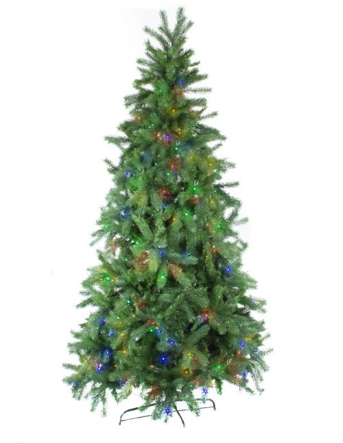#6919 Fraser Fir 300cm 900 Multi LED