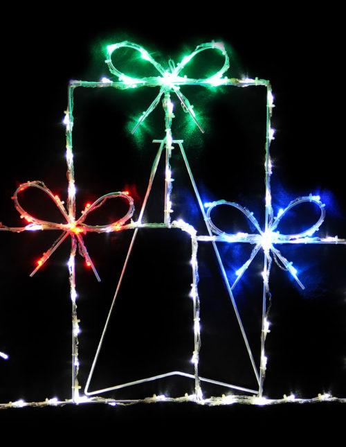 Gift Boxes LED Motif